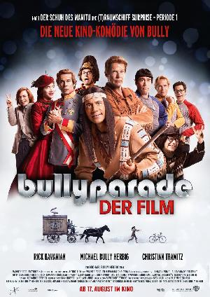 Bullyparade - Der Film - Plakat/Cover