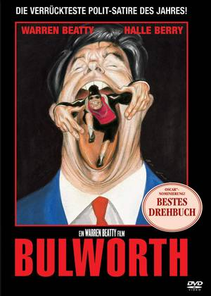 Bulworth - Plakat/Cover