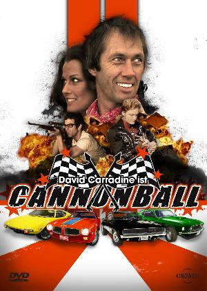 Cannonball - Plakat/Cover