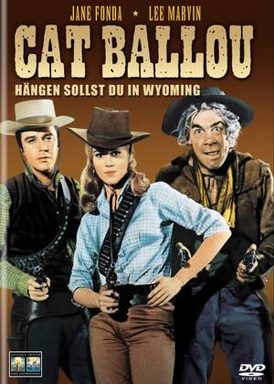 Cat Ballou - H�ngen sollst Du in Wyoming - Plakat/Cover