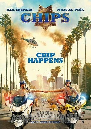Chips - Plakat/Cover