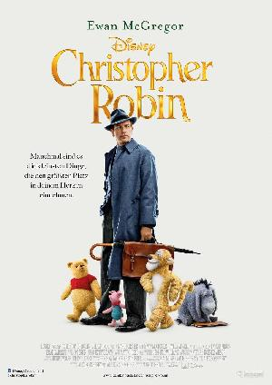 Christopher Robin - Plakat/Cover