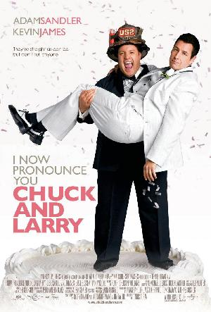 Chuck Und Larry – Wie Feuer Und Flamme