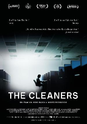 The Cleaners - Plakat/Cover