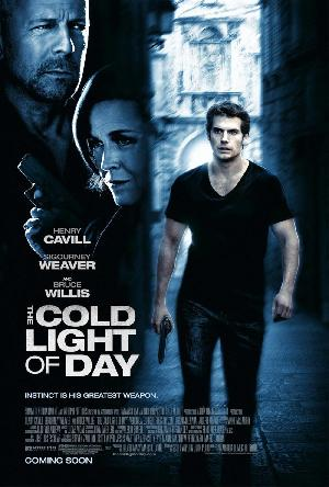 The Cold Light of Day - Plakat/Cover