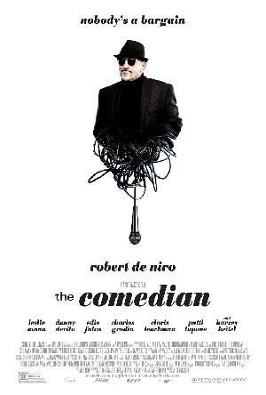 The Comedian - Wer zuletzt lacht - Plakat/Cover