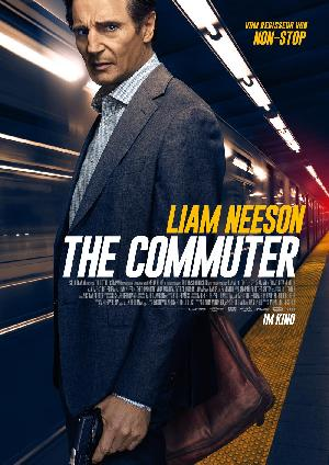 The Commuter - Plakat/Cover