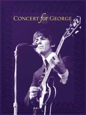 Concert For George: Live at the Royal Albert Hall - Plakat/Cover