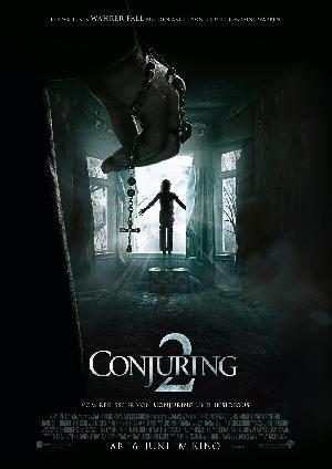 Conjuring 2 - Plakat/Cover