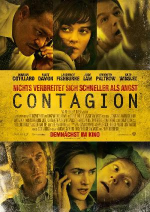 Contagion - Plakat/Cover