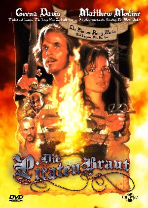 Cutthroat Island - Die Piratenbraut - Plakat/Cover