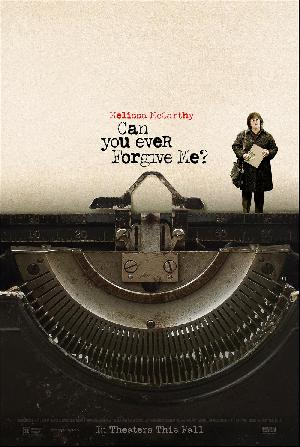 Can you ever forgive me? - Plakat/Cover
