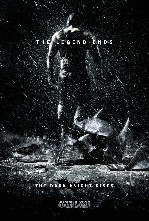 The Dark Knight Rises - Plakat/Cover