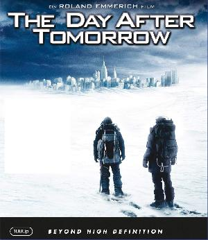 The Day After Tomorrow - Plakat/Cover
