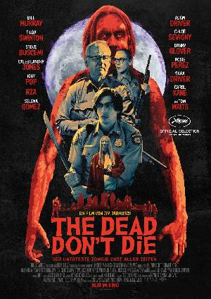 The Dead Don´t Die - Plakat/Cover