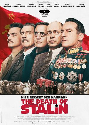 The Death of Stalin - Plakat/Cover