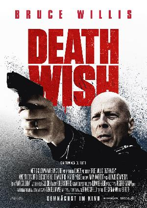 Death Wish - Plakat/Cover