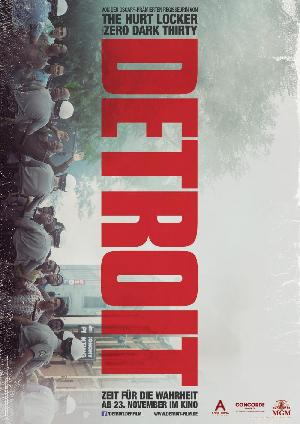Detroit - Plakat/Cover