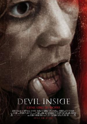 The Devil Inside - Plakat/Cover