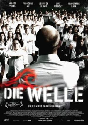 Die Welle - Plakat/Cover