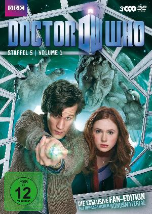 Doctor Who - Plakat/Cover