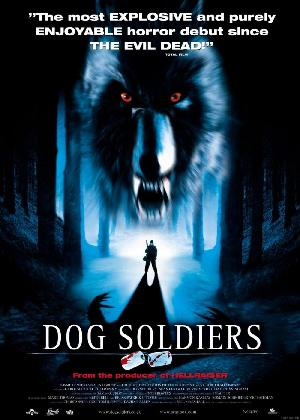 Dog Soldiers - Plakat/Cover