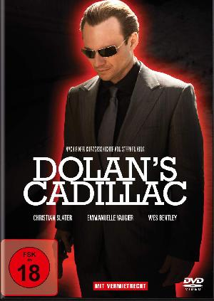 Dolan´s Cadillac - Plakat/Cover
