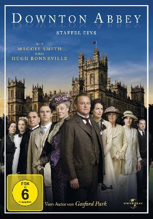 Downton Abbey - Plakat/Cover