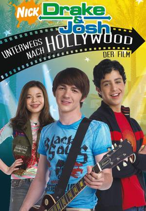 Drake & Josh - Unterwegs nach Hollywood - Plakat/Cover