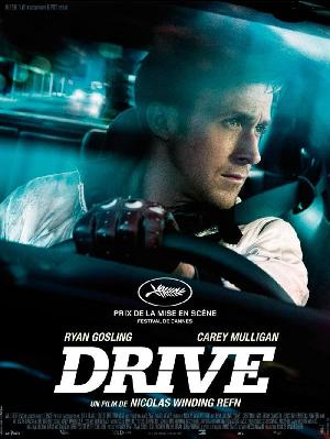 Drive - Plakat/Cover