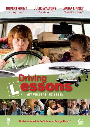 Driving lessons - Plakat/Cover