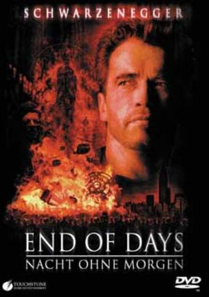End of Days - Nacht ohne Morgen - Plakat/Cover