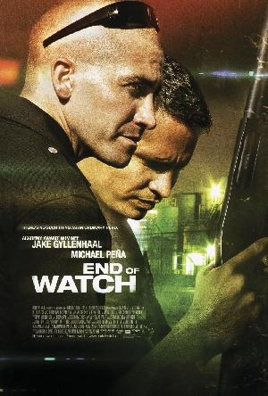 End of Watch - Plakat/Cover