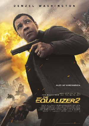 The Equalizer 2 - Plakat/Cover