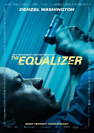 The Equalizer - Plakat/Cover