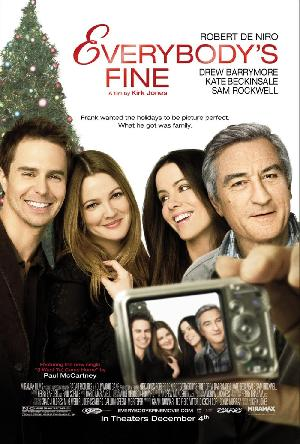 Everybody´s fine - Plakat/Cover