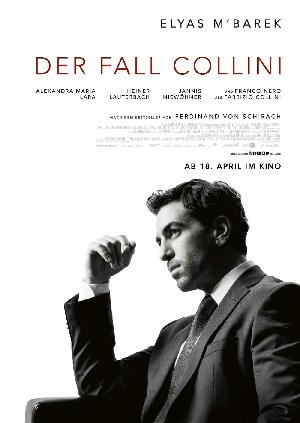 Der Fall Collini - Plakat/Cover