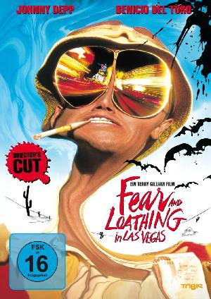 Fear and Loathing in Las Vegas - Plakat/Cover