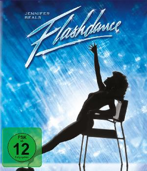 Flashdance - Plakat/Cover