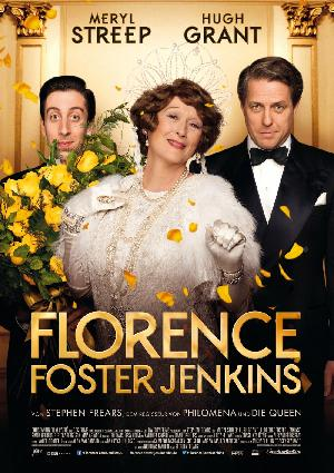 Florence Foster Jenkins - Plakat/Cover