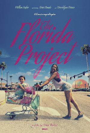 The Florida Project - Plakat/Cover