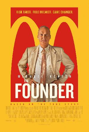 The Founder - Plakat/Cover