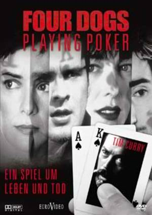 Four Dogs Playing Poker - Plakat/Cover
