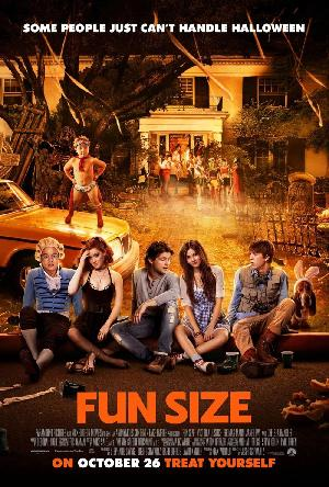 Fun Size - Plakat/Cover