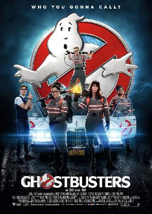 Ghostbusters - Plakat/Cover