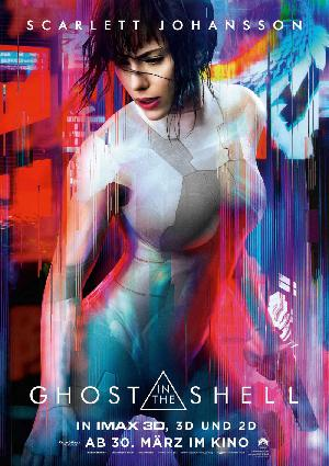 Ghost in the Shell - Plakat/Cover
