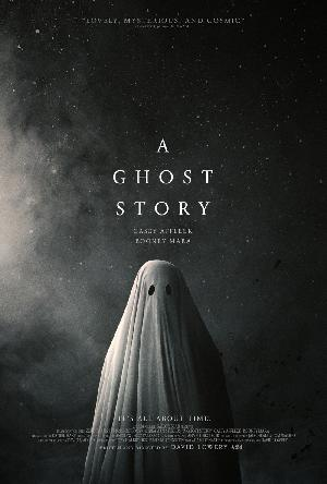 A Ghost Story - Plakat/Cover