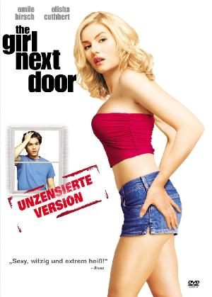 The Girl Next Door - Plakat/Cover