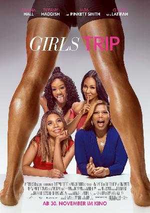 Girls Trip - Plakat/Cover