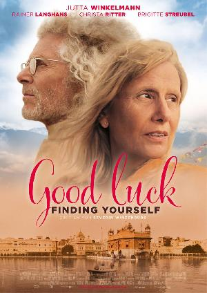 Good Luck Finding Yourself - Plakat/Cover